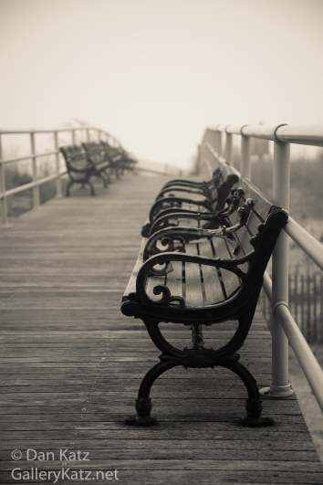 Benches on the Boardwalk 2018