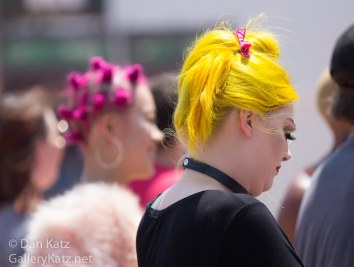Carnaval in Pink and Yellow