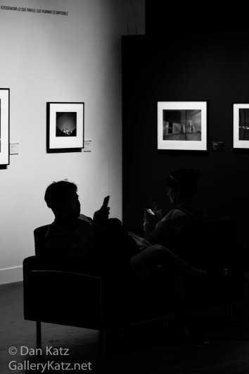 Cell Phones at the Exhibition