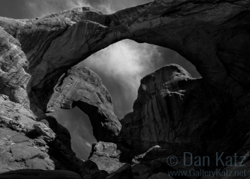 Double Arch, Arches Ntl Pk