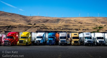 Truck Stop The Dalles